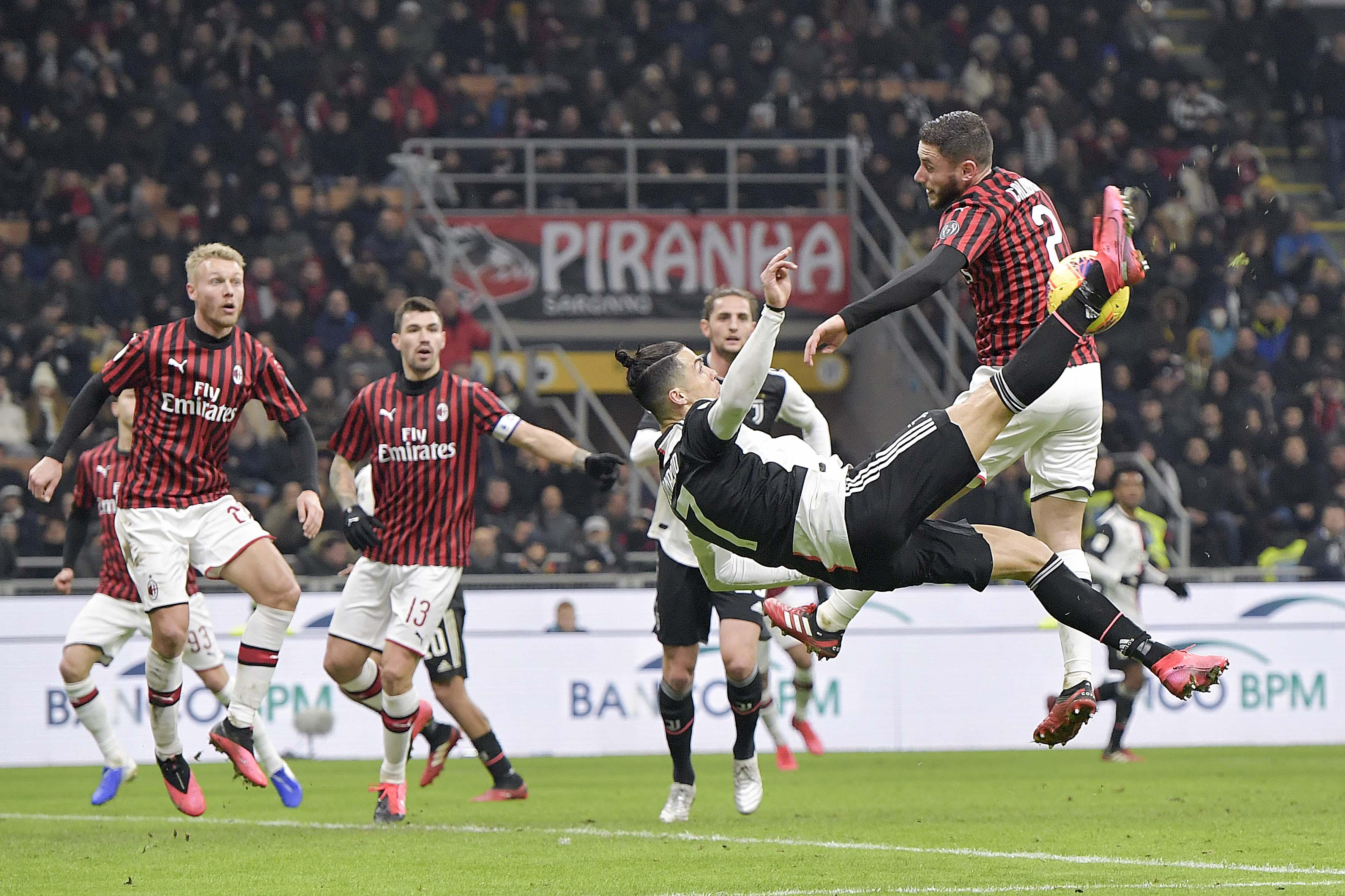 Juve Milan