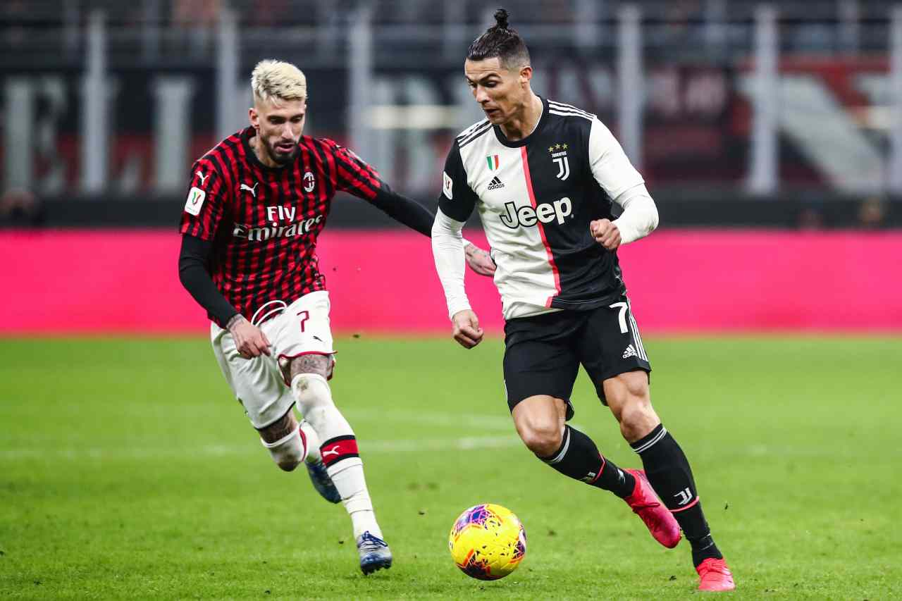 Coppa Italia Ronaldo