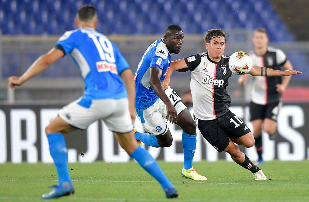 Juventus Napoli Oggi La Riunione Della Lega Rinvio Opzione Complicata