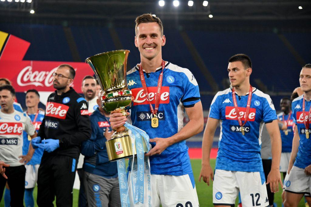 Rinnovo Milik Calciomercato Napoli
