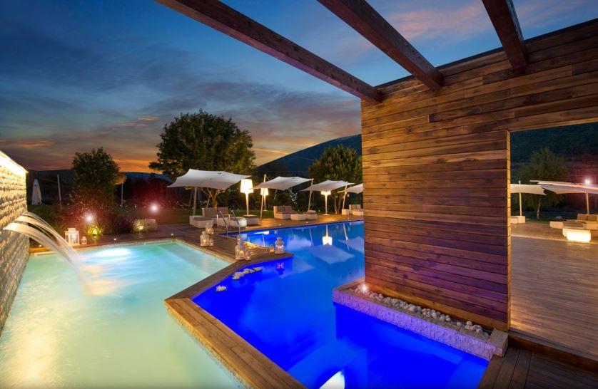 Hotel Sport Village, ritiro Napoli
