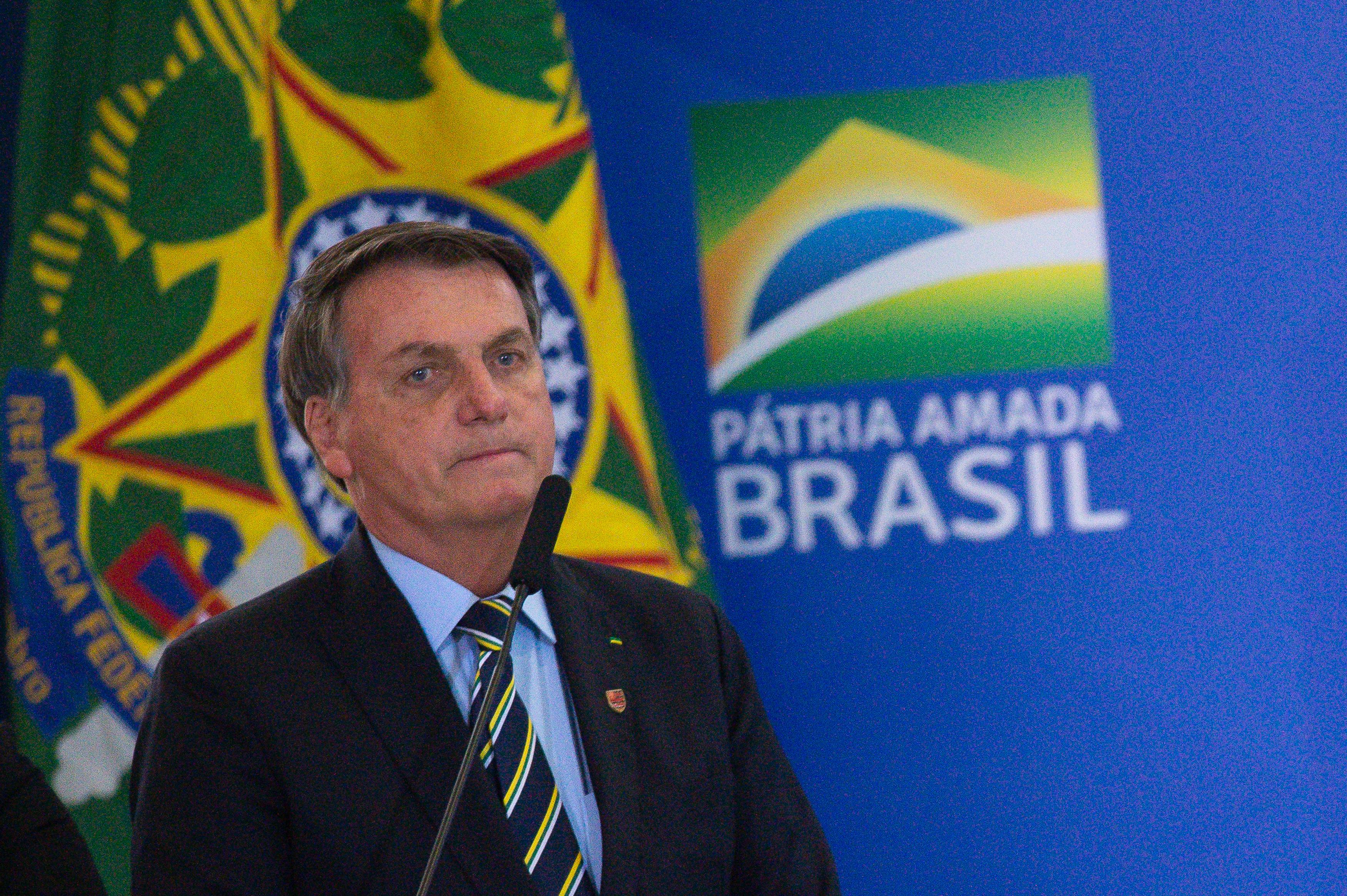 Bolsonaro positivo al Coronavirus