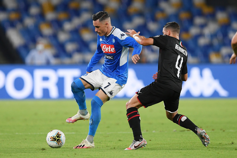 Mrelli, l'opinione su Napoli-Milan