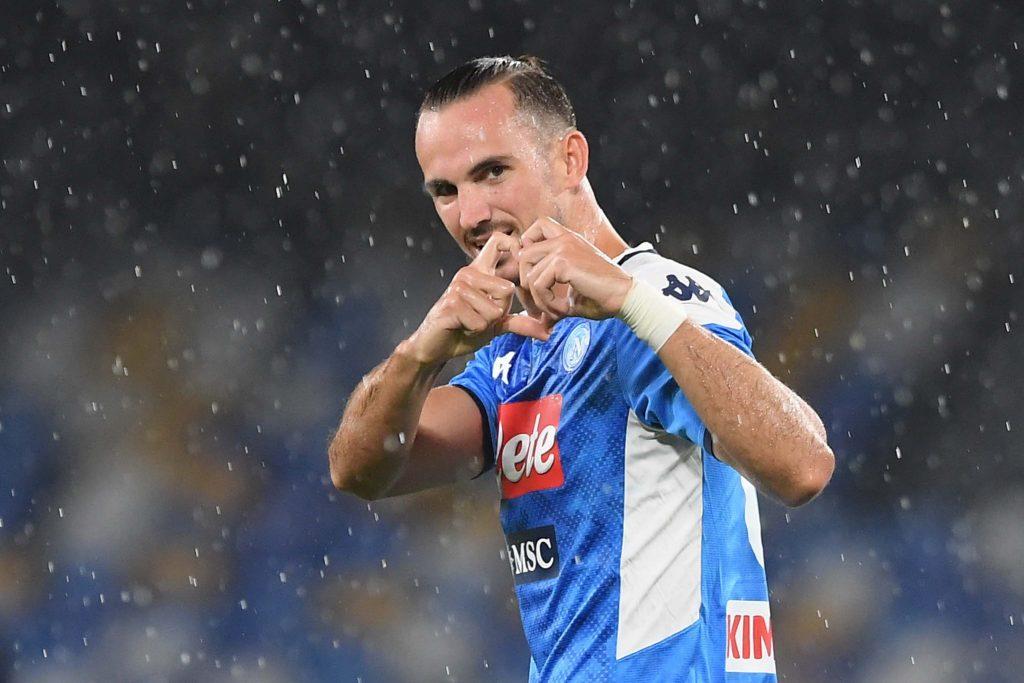 Fabian agente Napoli