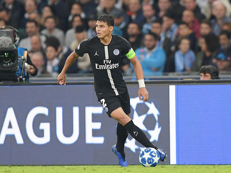 Thiago Silva Fiorentina