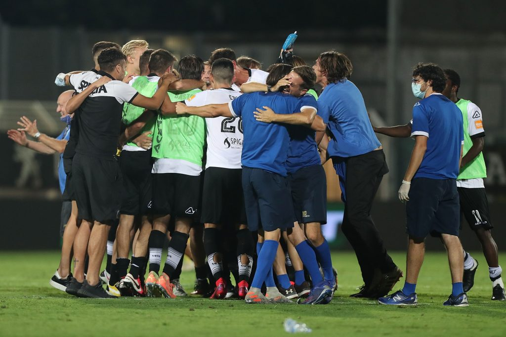 Spezia Serie A Napoli
