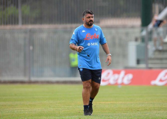 SSC Napoli Training Camp