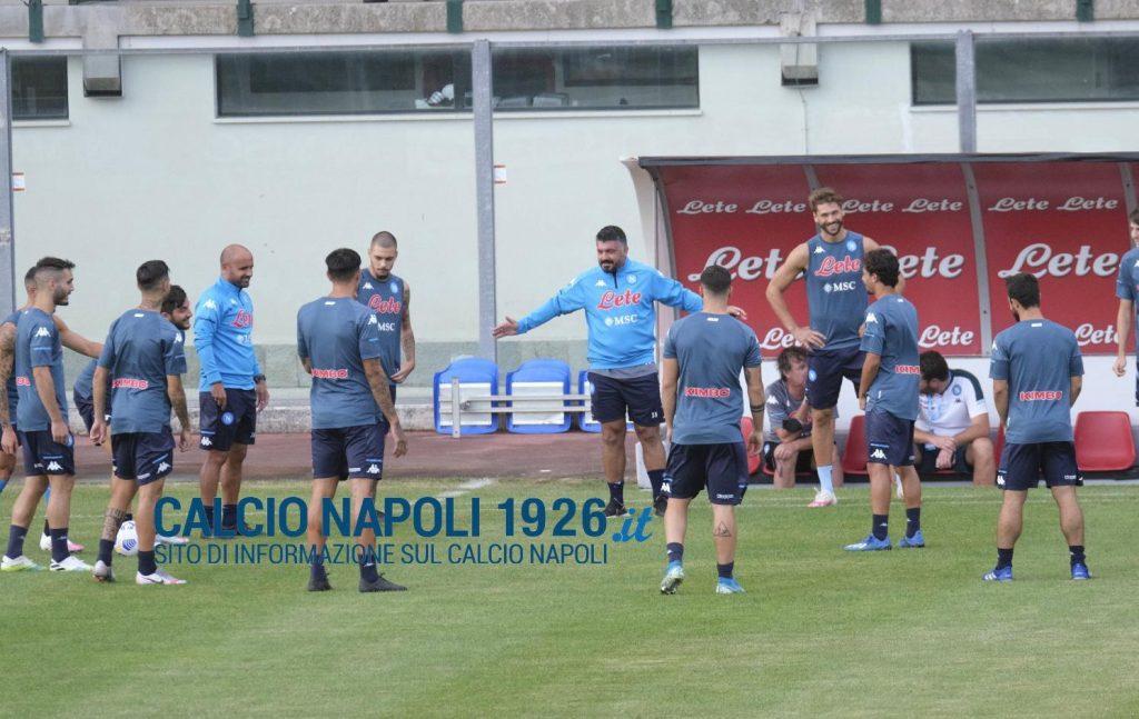 sporting napoli
