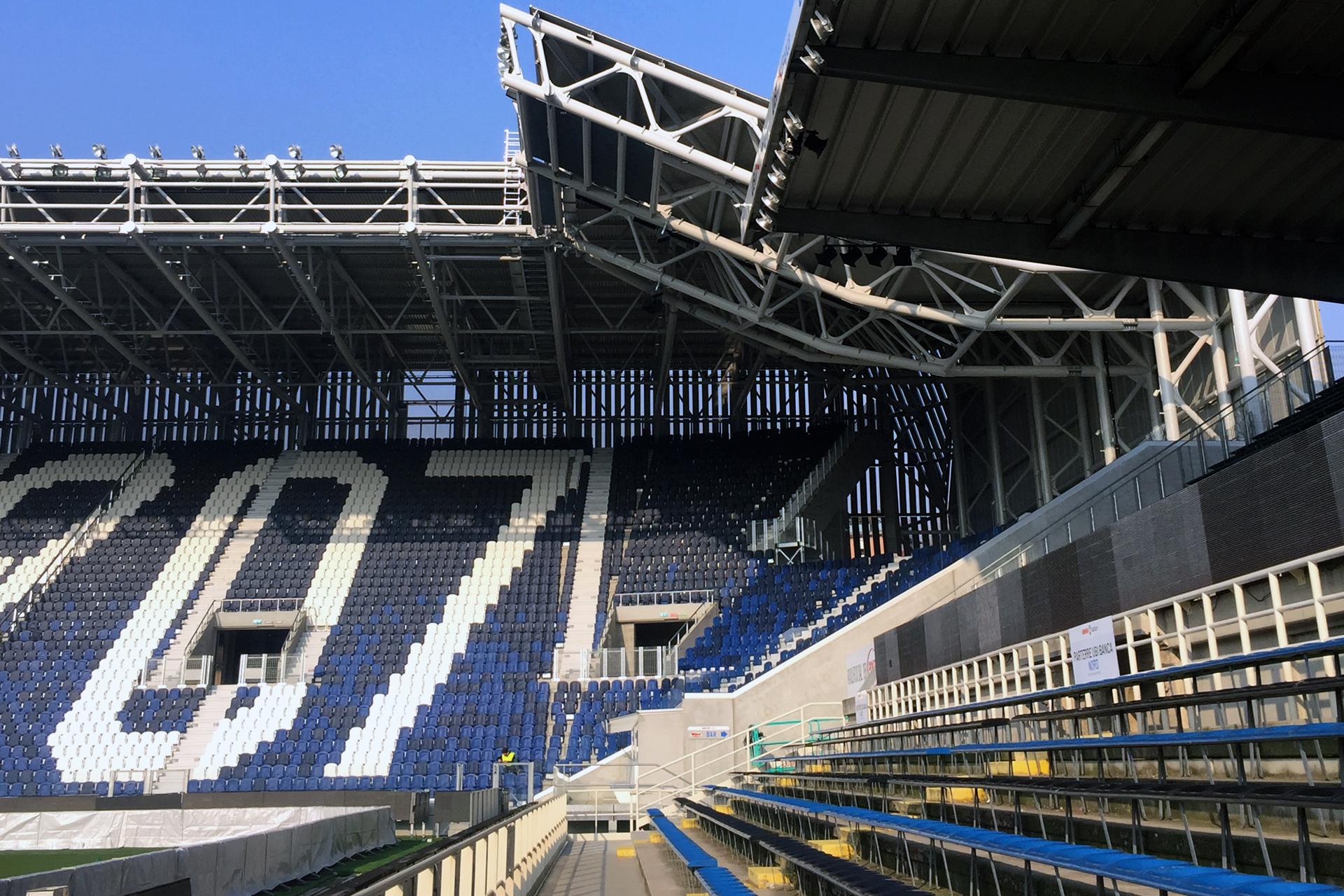 Gewiss Stadium, Percassi