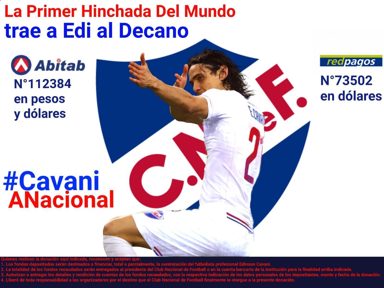 Cavani Nacional