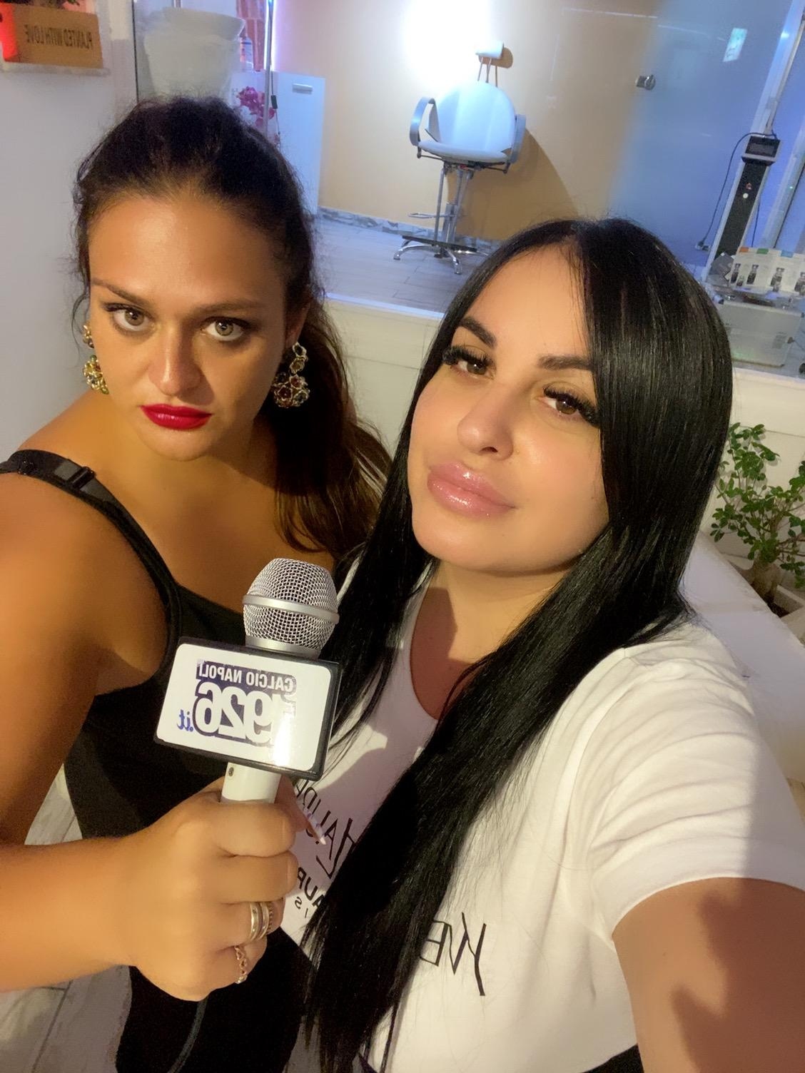 Tilde Mendes intervista Napoli