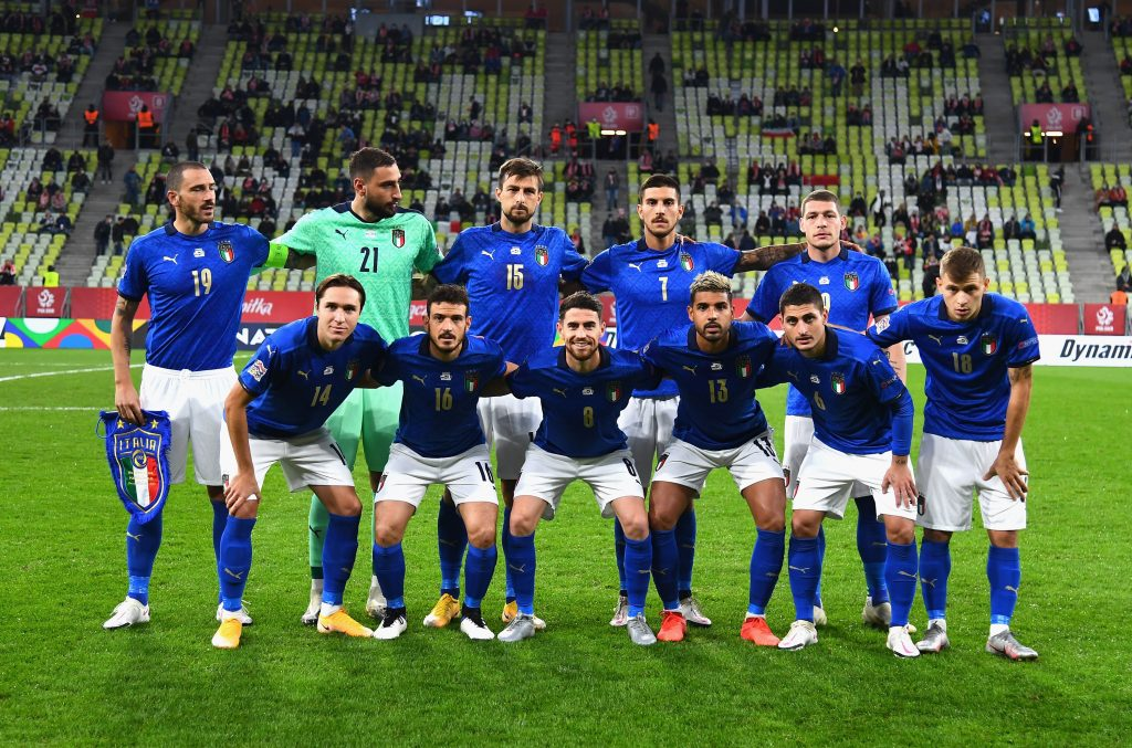 Polonia-Italia, Nations League