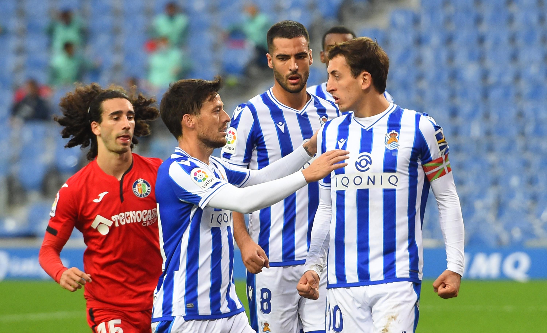 Sospinti da Oyarzabal e Silva: è un super Real Sociedad (Getty Images)