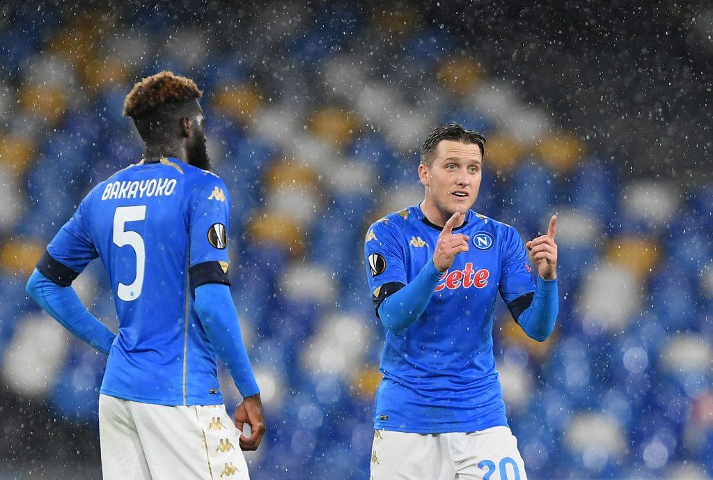 napoli sorteggi europa league