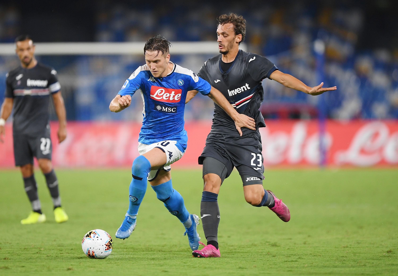 Napoli Sampdoria probabili