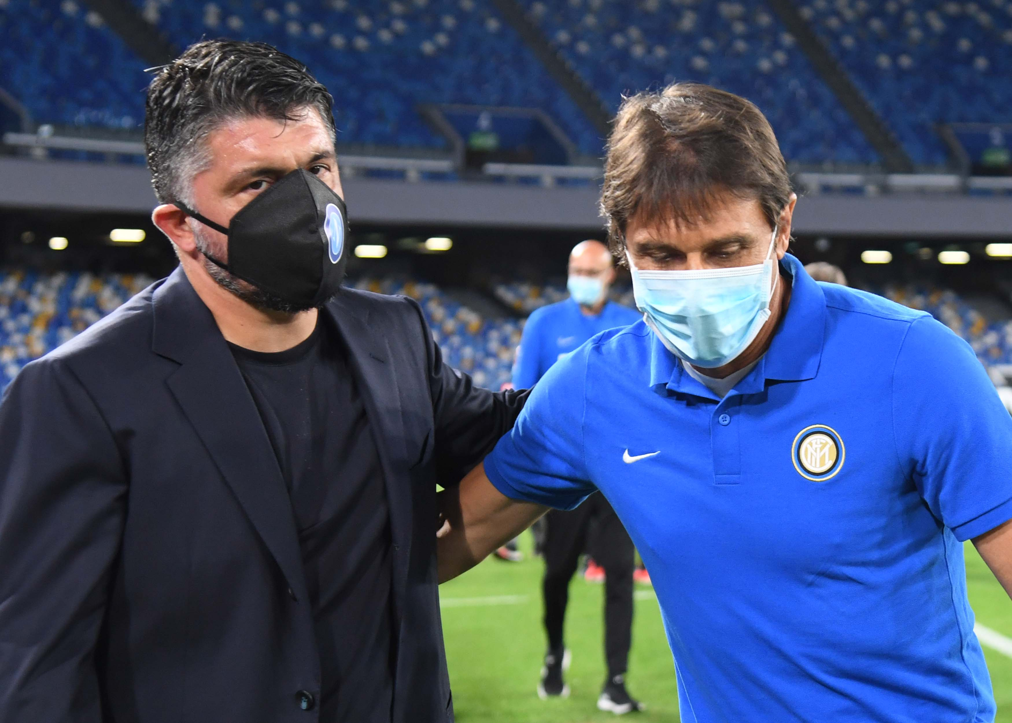 Napoli Inter