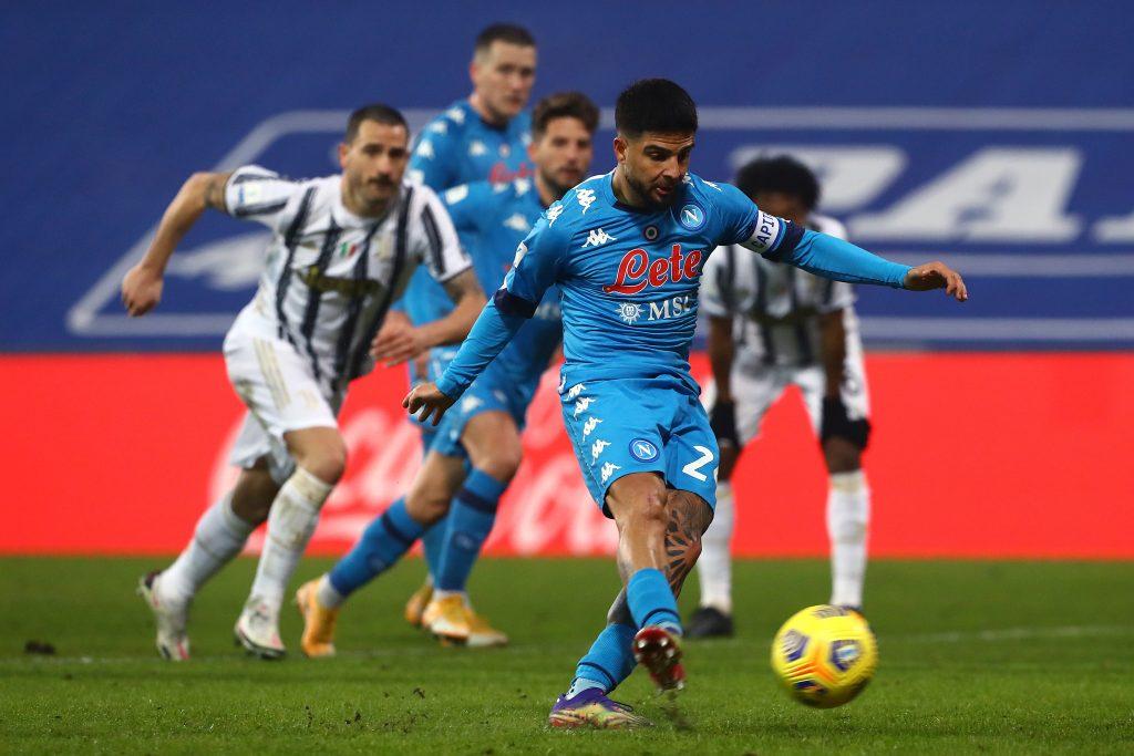 Supercoppa Juventus Napoli