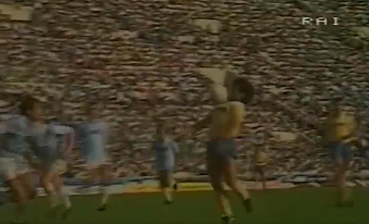 Maradona, esordio Boca