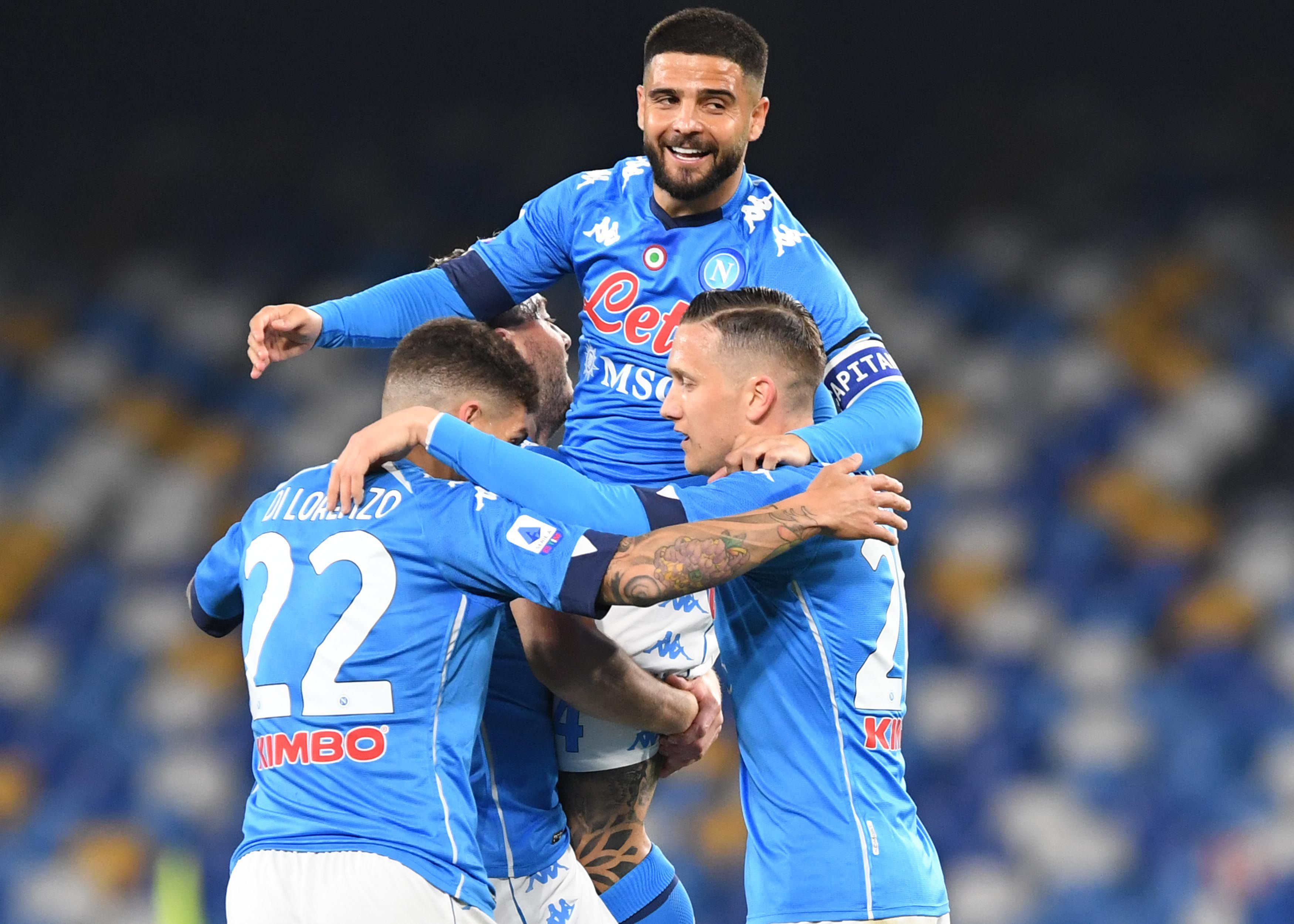 Napoli Bologna