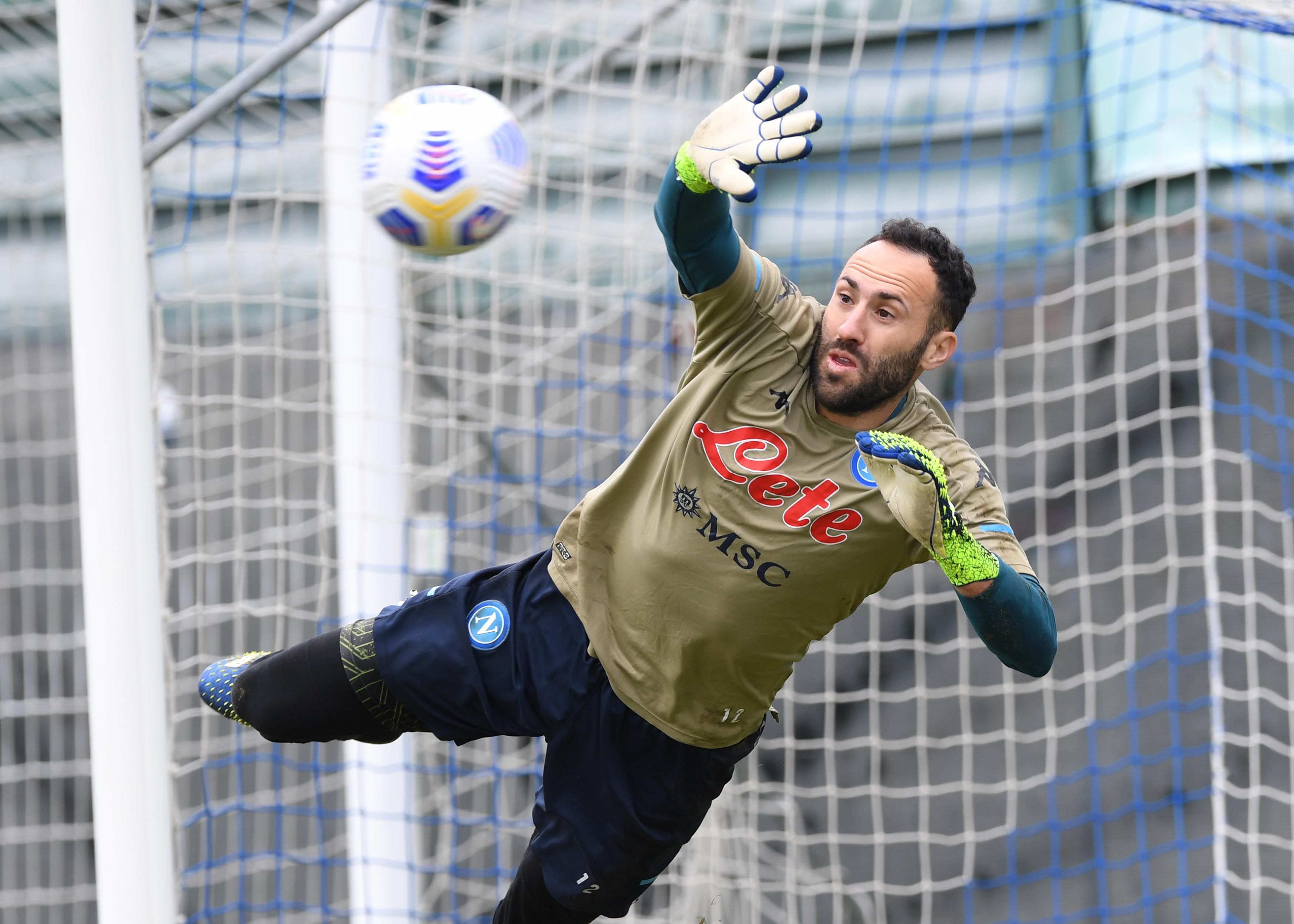clean sheets napoli